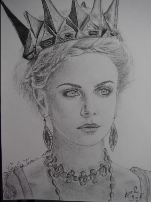 Charlize Theron por appo1234